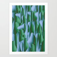 Supernature Art Print