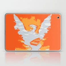 River Phoenix - Autumn Laptop & iPad Skin