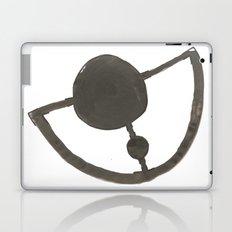 Earth and Moon Laptop & iPad Skin