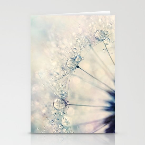 Dandy Drops Stationery Card