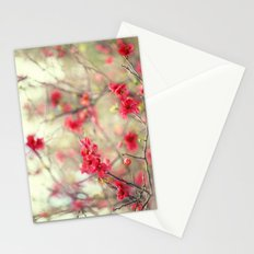 Dancing Quince Stationery Cards