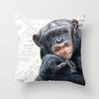aight cool??? Throw Pillow