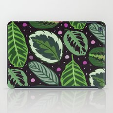 Maranta iPad Case