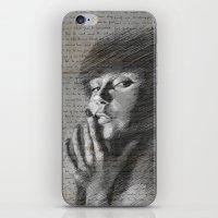Annie iPhone & iPod Skin