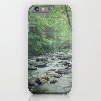 Misty Forest Stream iPhone 6 Slim Case
