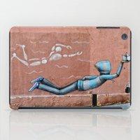 The Floating Man iPad Case