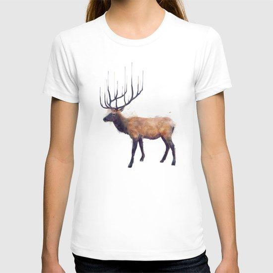 Elk // Reflect (Left) T-shirt