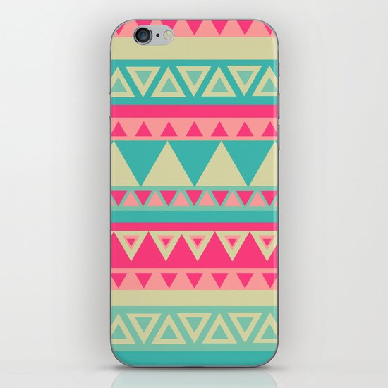 Tropical Tribal iPhone & iPod Skin