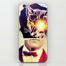 Gentleman Fox iPhone & iPod Skin