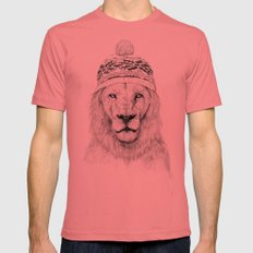 Winter Is Coming 2 Mens Fitted Tee Pomegranate SMALL