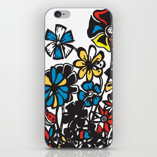 Bouquet - Skal iPhone & iPod Skin
