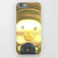 Tea Jar Smile. iPhone 6 Slim Case