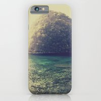iPhone & iPod Case featuring The Rock by Armine Nersisian