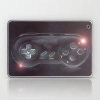 Joystick #01 Laptop & iPad Skin