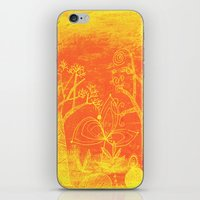 Marmalade Forest iPhone & iPod Skin