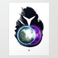 Metroid Prime 2: Echoes Art Print