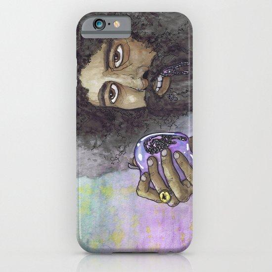 """Reggie Watts"" by Cap Blackard iPhone & iPod Case"