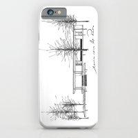 The Barcelona Pavilion -… iPhone 6 Slim Case