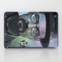 Heisenberg, Say my name! iPad Case