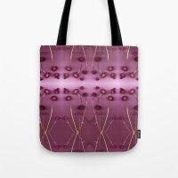 Purple Chia Tote Bag