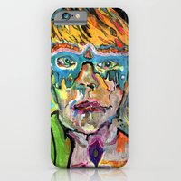 iPhone & iPod Case featuring Uranium Girl by czavelle