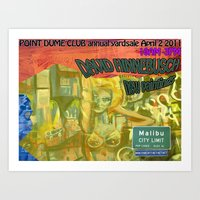 A Day In The Day poster Art Print