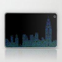 Midnight in NYC Laptop & iPad Skin