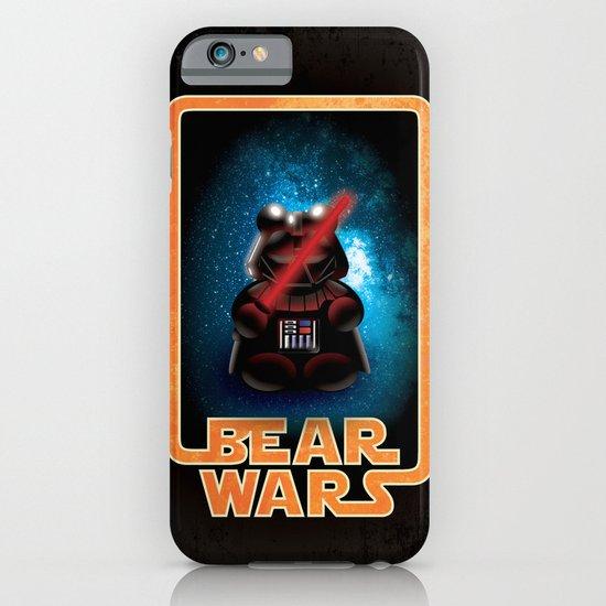 Bear Wars - Darth Teddy iPhone & iPod Case