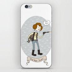 Star Wars fan-girl iPhone & iPod Skin