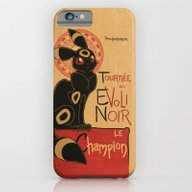 Le Evoli Noir iPhone 6 Slim Case