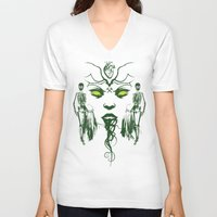 The Green Fairy Unisex V-Neck