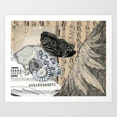 arrangements Art Print
