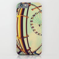 iPhone & iPod Case featuring Santa Monica by Nikole Lynn Photography