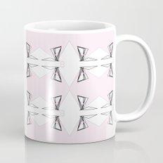 Metamorphosis in Pink and Black Mug