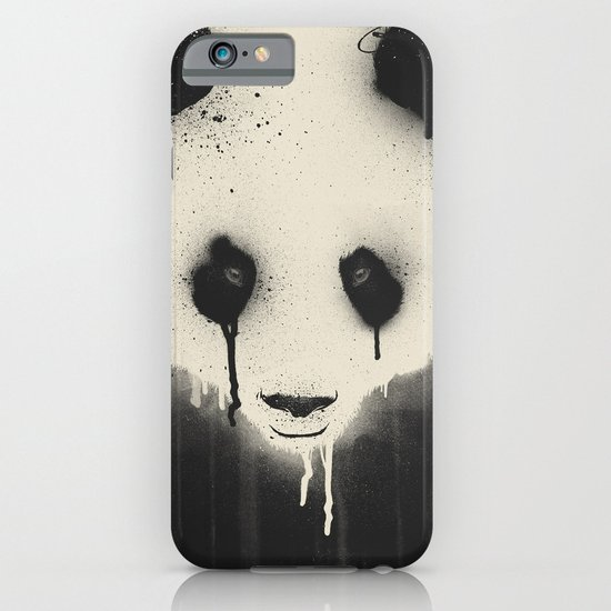 PANDA STARE iPhone & iPod Case