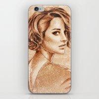 Marion Cotillard iPhone & iPod Skin