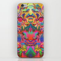 Second Vision iPhone & iPod Skin