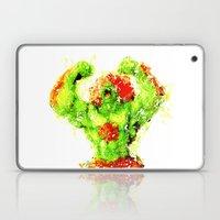 Street Fighter II - Blan… Laptop & iPad Skin
