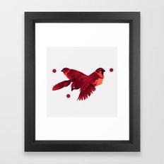 Keep the Wind Framed Art Print