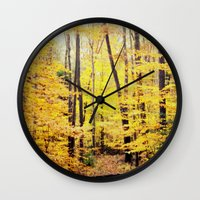 The Glow Wall Clock