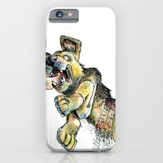 Atropellado Dog iPhone & iPod Case