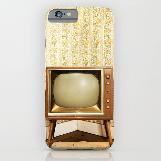Vintage Viewing iPhone & iPod Case