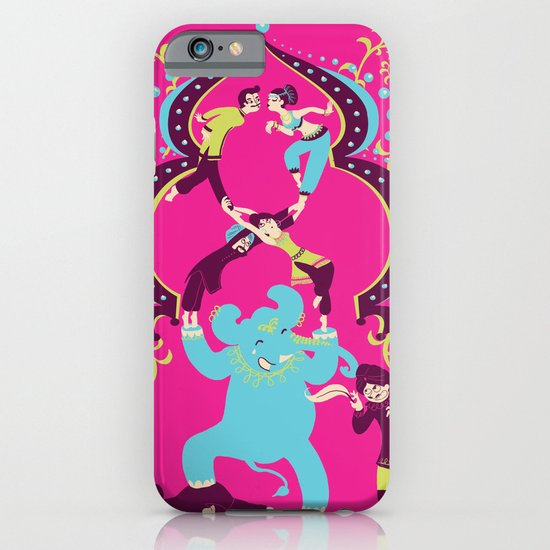 Bollywood tickle iPhone & iPod Case