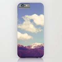 iPhone & iPod Case featuring Mountains by Loaded Light Photography