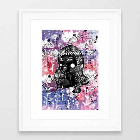 Godless Framed Art Print