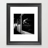 NYPF Framed Art Print