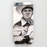 Gene Autry iPhone 6 Slim Case