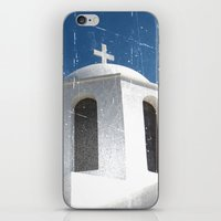 Greek Building  iPhone & iPod Skin