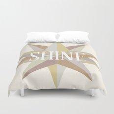 Shine Like a Star Duvet Cover