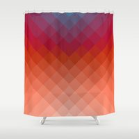 The Foundations Of Geome… Shower Curtain